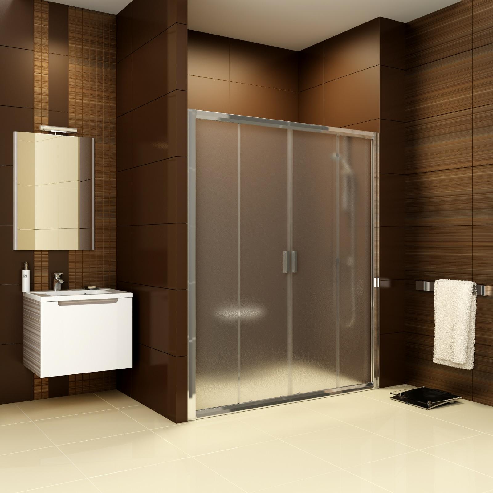 Ravak fürdőszoba zuhanykabin Blix 1